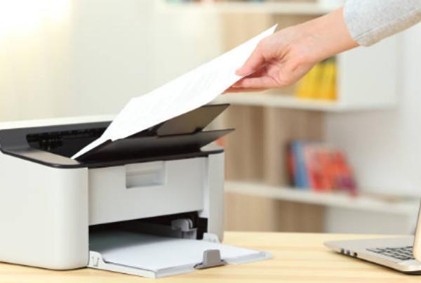 Manejo correcto de la impresora