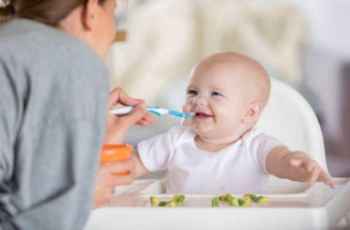 Prepara la comida de tu bebé